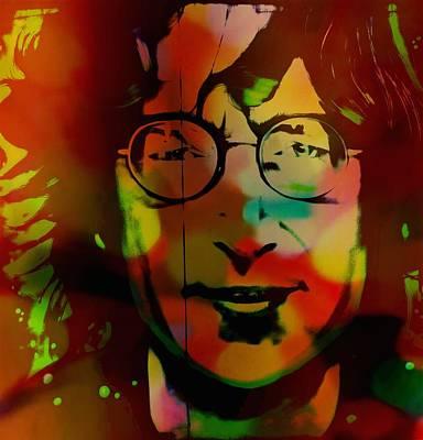 John Lennon Original by Mark J Dunn