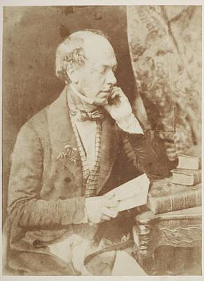 Portaits Photograph - John Murray Esq. by British Library