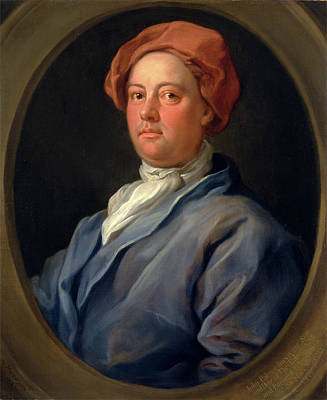 Hogarth Painting - John Palmer, Barrister Of The Inner Temple John Palmer by Litz Collection