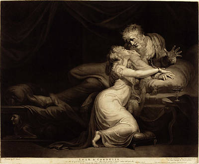 John Raphael Smith After Henry Fuseli British Art Print