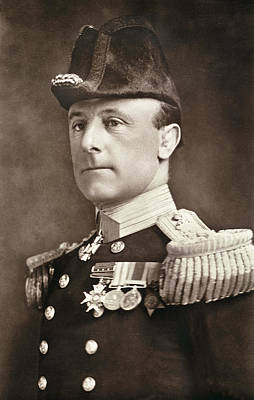 Photograph - John Rushworth Jellicoe (1859-1935) by Granger