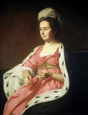 Abigail Painting - John Singleton Copley by Litz Collection