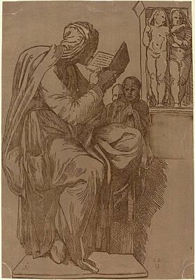 John Skippe After Michelangelo British, 1742 - 1812 Art Print