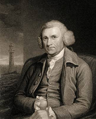 Civil Engineering Photograph - John Smeaton by Chemical Heritage Foundation