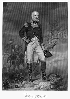 Photograph - John Stark (1728-1822) by Granger