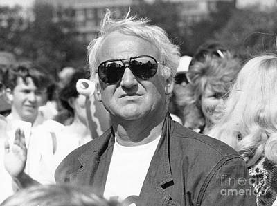 Photograph - John Thaw Actor by David Fowler