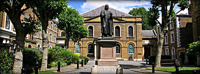 Wesleyan Photograph - John Wesley - Chapel And Home by Stephen Stookey