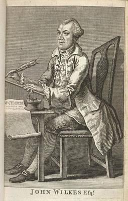 John Wilkes Art Print by British Library
