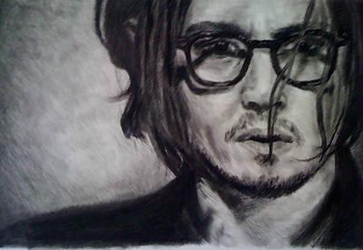 Johnny Depp Original by Jake Williams
