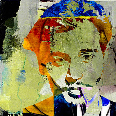 Johnny Depp Mixed Media - Johnny Depp by Marvin Blaine