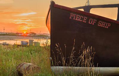 Photograph - John's Cove At Sunrise by Garvin Hunter