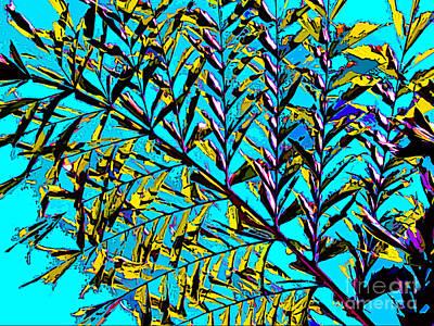 Johns Fishtail Art Print