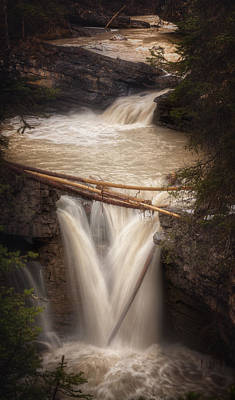 Photograph - Johnston Canyon by Stuart Deacon