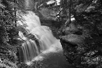 Photograph - Johnston Falls by Keith Kapple