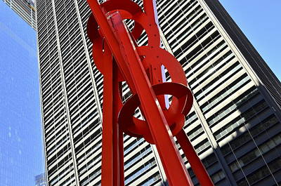 Sculpure Photograph - Joie De Vivre Sculpture by Allen Beatty