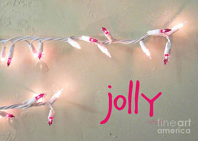 Digital Art - Jolly by Lizi Beard-Ward