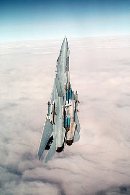 Jets Photograph - Jolly Rogers Vertical  by Peter Chilelli