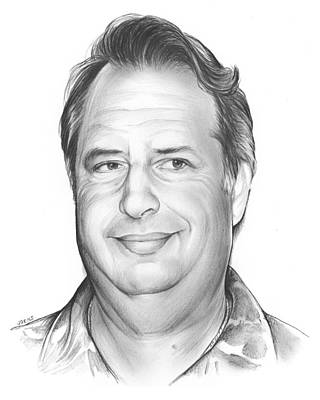 Celebrities Royalty-Free and Rights-Managed Images - Jon Lovitz by Greg Joens