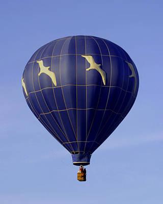 Photograph - Jonathan Livingston Balloon by Gene Walls