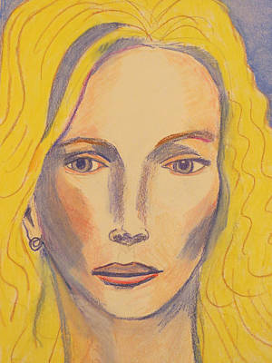 Joni Mitchell Original by Manuel Matas