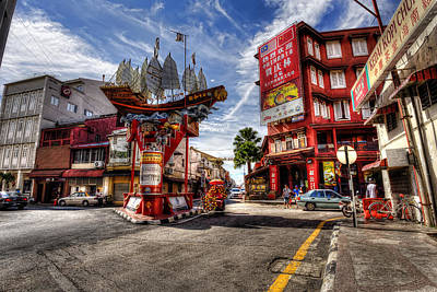 Photograph - Jonker Walk by Mario Legaspi