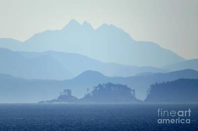 Photograph - Jonstone Strait by Frank Townsley