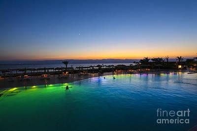 Aqaba Photograph - Jordan Aqaba Resort 2 by Gal Eitan