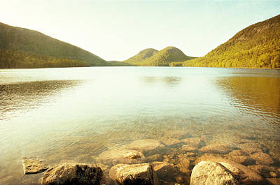 River Jordan Photograph - Jordan Pond by Carolyn Cochrane
