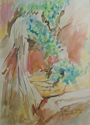 Jordan River Sources Original by Esther Newman-Cohen