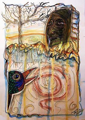 Jorinde And Joringel  Art Print