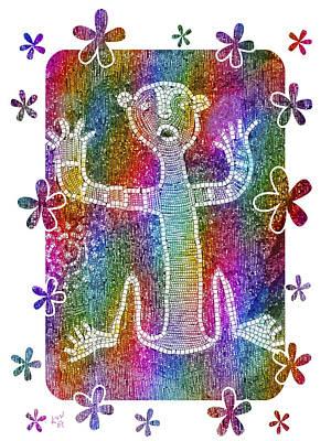 Petroglyph Photograph - Jornada Rave II by Kurt Van Wagner