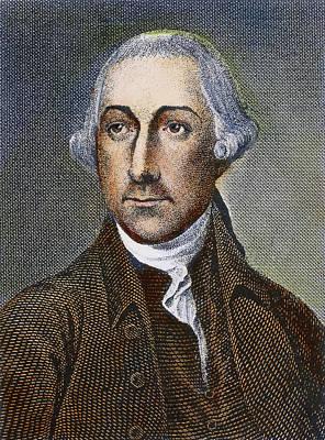 Joseph Hewes (1730-1779) Art Print by Granger