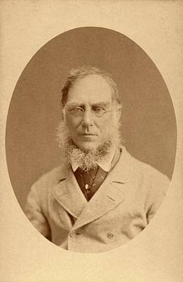Genus Photograph - Joseph Hooker by American Philosophical Society