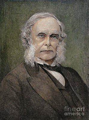 Joseph Lister (1827-1912) Art Print by Granger