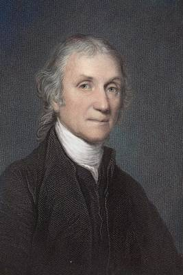 18th Century Photograph - Joseph Priestley by Paul D Stewart