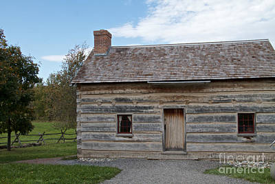 Photograph - Joseph Smith Farmhouse by William Norton