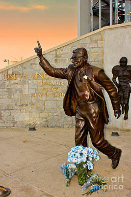 Joseph Vincent Paterno Art Print by Tom Gari Gallery-Three-Photography