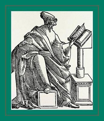 Venezia Drawing - Josephus Flavius, Venezia by Litz Collection