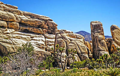 Painting - Joshua Tree - 10 by Gregory Dyer