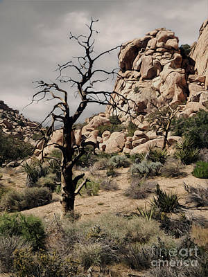 Painting - Joshua Tree - 16 by Gregory Dyer