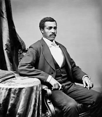 Photograph - Josiah Thomas Walls (1842-1905) by Granger