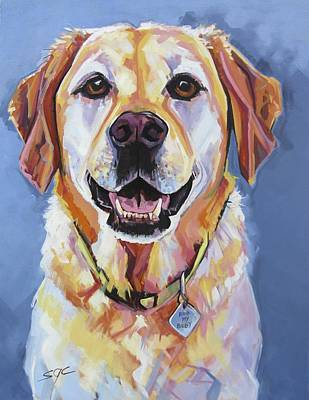 Painting - Josie by Sarah Gayle Carter