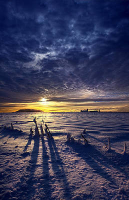 Journey Art Print by Phil Koch