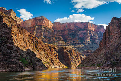 Grand Canyon Photograph - Journey Through The Grand Canyon by Inge Johnsson