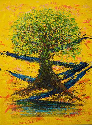 Joy And Strength Art Print by William Killen