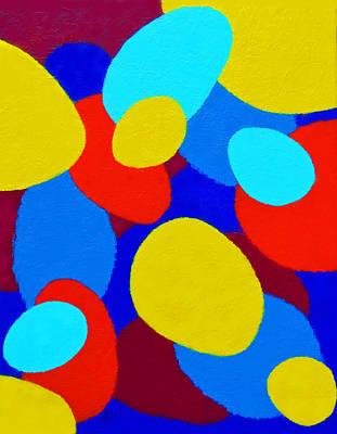 Painting - Joy by David Clode