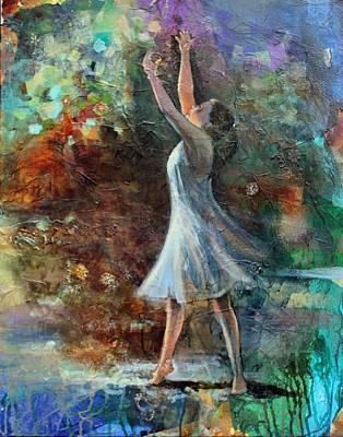 Joy In The Morning Art Print