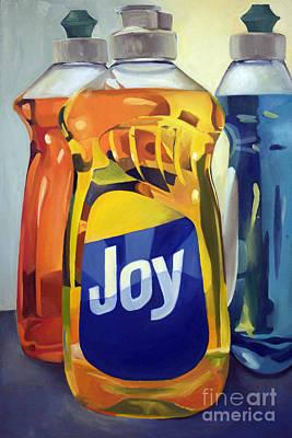 Painting - Joy by Jayne Morgan