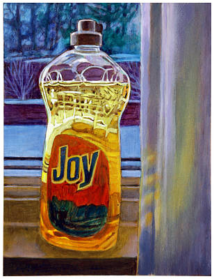 Painting - Joy by John Lautermilch