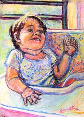 Painting - Joy by Kendall Kessler